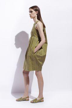 Carven - the best dresses have pockets