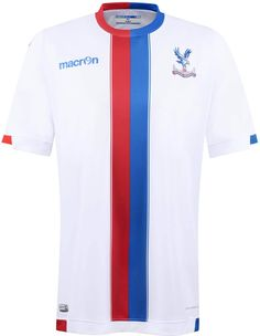 Crystal Palace FC (England) - 2015/2016 Macron Away Shirt