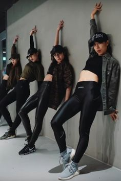 These South Korean Dancers  Slay-Full Take on