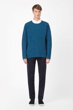 COS | Boiled wool jumper