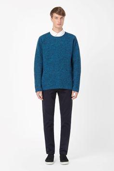 COS   Boiled wool jumper