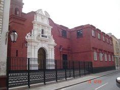 Mi centro histórico colonial de Trujillo Perú