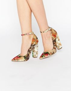 ASOS COLLECTION ASOS PORTIA Pointed High Heels