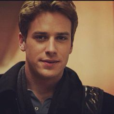 Armie Hammer, such a classy guy | the key to my heart ...