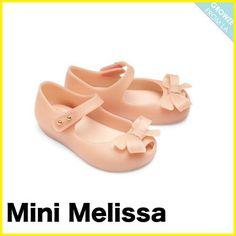 Melissa 靴・シューズ 【Melissa】メリッサ Ultragirl Sweet Bow II Flats