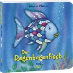 Der Regenbogenfisch als Buch
