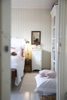 Livs Lyst. Cottage bedroom space