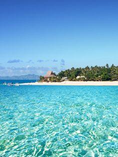 Fiji Honeymoon: Vomo Island
