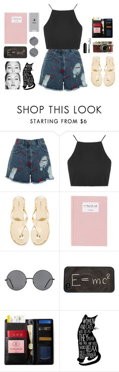"""""""wanna summer come back:("""" by iulia22 ❤ liked on Polyvore featuring House of Holland, Topshop, BCBGeneration, Belkin, Leica, Forever 21, Theory, IDEA International, CK One and lushlife"""