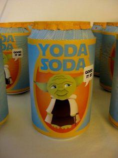 Am I the only one that thought: YODA. Y-O-D-A YODA YO-YO-YO-YO-YOODDA