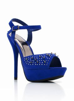 embellished spike heels $24.20 these in black are amazing!