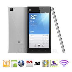 "Xiaomi mi3 blanco quadcore - 2gb ram - 16gb rom - 5.0"" ogs > Móviles xiaomi > Teléfonos móviles libres   Tudualsim dual sim android   Moviles libres dualsim doble sim"