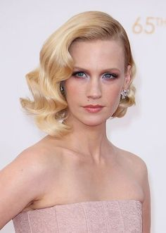 The Best Short Hairstyles at the Emmy's - See all the looks on www.salonmagazine.ca