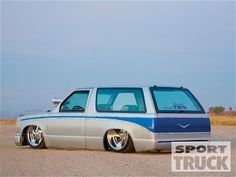 1985 Chevy S10 Blazer Bagged Trucks, Rc Cars And Trucks, Lowered Trucks, C10 Trucks, Show Trucks, Mini Trucks, Jeep Cars, Custom Trucks, Truck Paint Jobs
