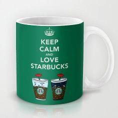 Personalized mug cup designed PinkMugNY Love by PinkMugNY on Etsy, $10.95