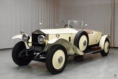 1923 Rolls-Royce Silver Ghost Tourer Maintenance/restoration of old/vintage vehicles: the material for new cogs/casters/gears/pads could be cast polyamide which I (Cast polyamide) can produce. My contact: tatjana.alic@windowslive.com