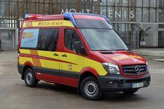 Mercedes-Benz Sprinter 313 BlueTEC WAS KTW (Br.906) '2013–pr.