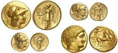 Πρόκληση: Γερμανικός οίκος δημοπρασιών βγάζει στο σφυρί θησαυρούς της Αμφίπολης -Μακεδονικά νομίσματα σε δημοπρασία [εικόνες]