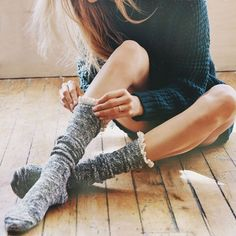 cozy socks #urbanoutfitters