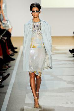 Diane von Furstenberg Spring / Summer 2012 RTW Collection