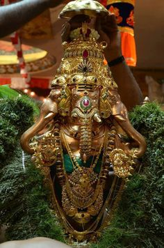 One of the most important and also one of the most common Ganpati Mantras, this is the Ganesh mantra for wealth, and is dedicated to Lord Ganesha,.