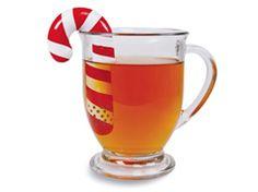 Cane tea infuser
