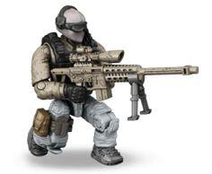 Call of Duty - Figures   Mega Bloks - Collectors