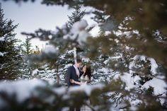 winter colorado wedding
