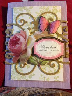 all About Her card kit from Anna Griffin