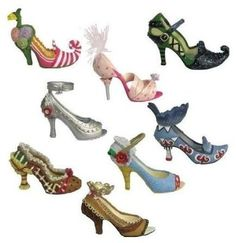 Wizard of Oz Shoe Collection