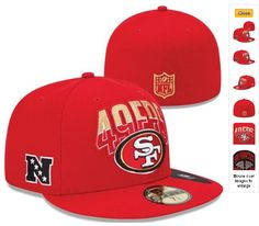 NFL Draft 59FIFTY Fitted San Francisco 49ers Hats 6989|only US$8.90