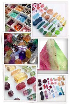 Structure Minerals des pierre précieuse http://www.vogue.fr/joaillerie/a-voir/diaporama/pierres-precieuses-les-comptes-instagram-special-gemmologie-et-mineralogie/21484/image/1118355#!structure-minerals