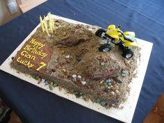 The Canadian Living Crazy Cakes Contest Atv Ing Cake