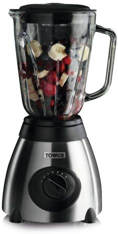 Tower 1.5L 500W Blender   Make the Best this Fantastic Opportunity. Take a look LUXURY HOME BRANDS and Grab this Opportunity Now!