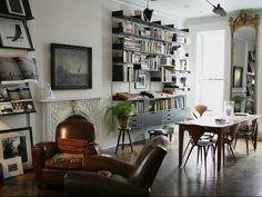 East Gramercy Townhouse, NYC, NY, Jan Eleni Interiors | Remodelista Architect / Designer Directory