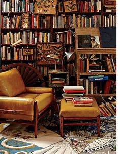 books books and more books!