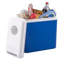 Draagbare Koelbox (24 Liter / 24V & 230V) #koelbox #24V #220V #draagbarekoelbox #24liter