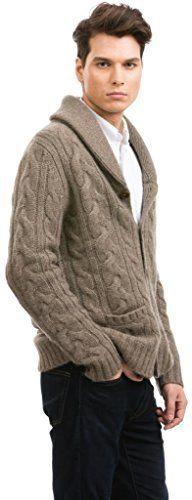 Shawl Collar Cardigans – 100% Tibetan Yak Wool – Citizen Cashmere Mens Shawl Collar Cardigan, Cardigans, Sweaters, Citizen, Cashmere, Men Sweater, Wool, Fashion, Moda