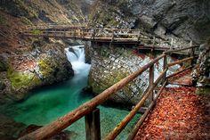 Blejski Vintgar Gorge