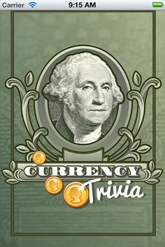 Teach the kids about the US Currency!
