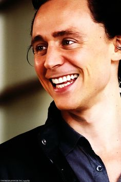 Tom Hiddleston. Gotta love a baddie cause baddies are oh so good. Watch your back Malfloy this tom has got me too.