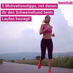 Spaß beim Laufen: So besiegst du den inneren Schweinehund Power Training, Cardio Training, Body Training, Fitness Workouts, Sport Fitness, Body Fitness, Endurance Workout, Conditioning Workouts, Slim Fast