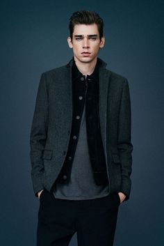 Street style tendance : ALLSAINTS: Mens lookbook 2014 October
