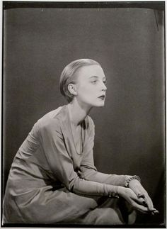 Man Ray, portrait