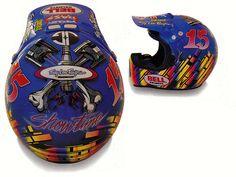 1993 Troy Lee Designs Bell Moto 5 of Jeremy McGrath | Flickr - Photo Sharing!