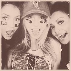 The girls of The Vampire Diaries.