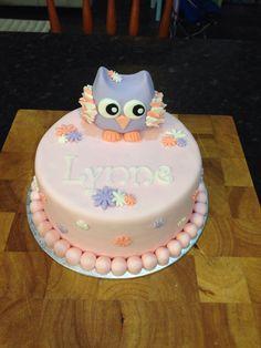 Owl cake. Central Coast. Order now jusdeb1@gmail.com