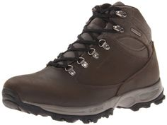 Hi-Tec Women's Oakhurst Wp Hiking Boot,Dark Chocolate,6.5 M US Waterproof Full Grain Nubuck Upper Provides Druable Comfort. Rustproof Metal Hardware Holds Up All Year-Round. Moisture-Wicking Lining Keeps The Foot Dry. Soft Padded Collar For Added Comfort, Ortholite Insole Delivers Long Lasting Cushioning, Anti-Odor A.  #Hi-Tec #Shoes