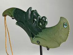 Boy Who Rides the Mangopare by Lewis Tamihana Gardiner, Māori artist New Zealand Flax, Maori People, Hammerhead Shark, Masters, Jade, Relationships, Lion Sculpture, Carving, Gemstones