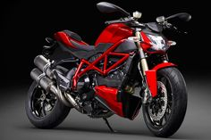 Ducati Streetfighter 848 - Baujahr: 2015 - MOTORRAD online
